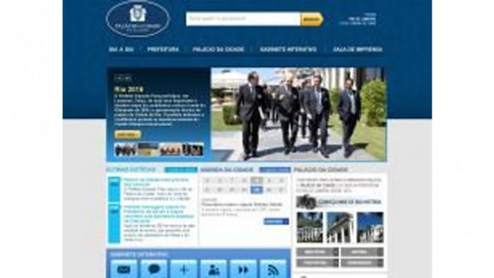 Vereador do DEM denuncia Portal da Prefeitura ao Ministério Público