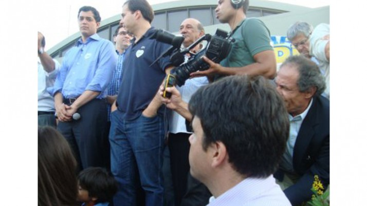 Rio sedia evento José Serra – Presidente