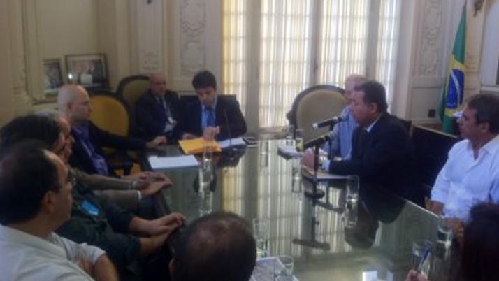 Reunião discute melhorias após obras da Transoeste