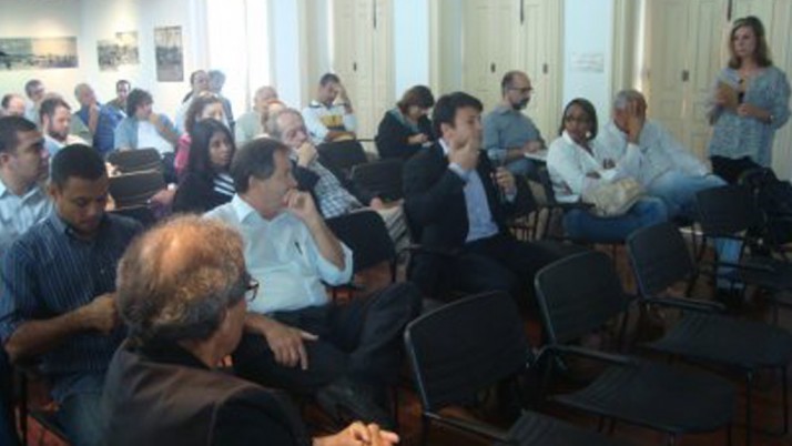 Vereador participa de reunião sobre corredor BRT