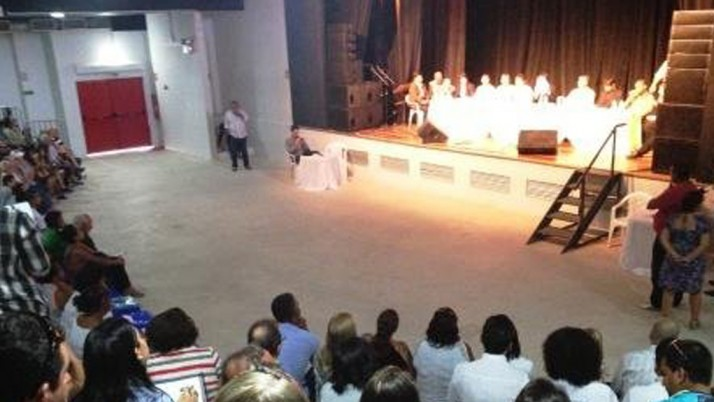 Comissão Especial, presidida por Caiado, promove Audiência Pública em Guaratiba