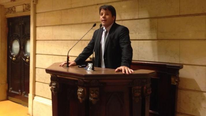 Caiado apresenta projeto de lei que obriga câmeras em estabelecimentos comerciais