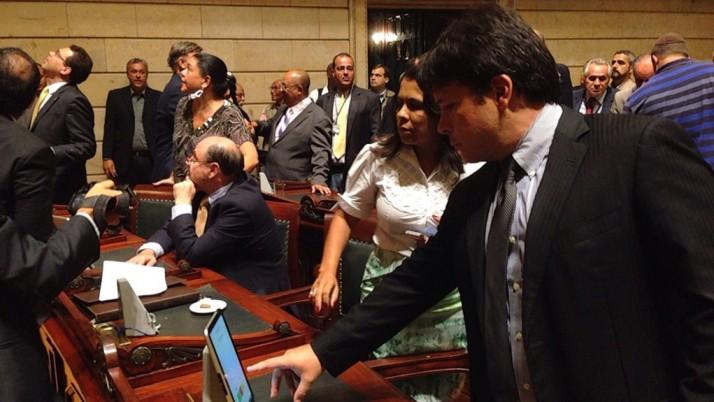 Caiado é eleito vice-presidente da Câmara de Vereadores