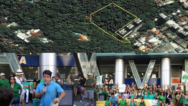 Câmara de Vereadores aprova projeto de lei que preserva área verde na Gávea