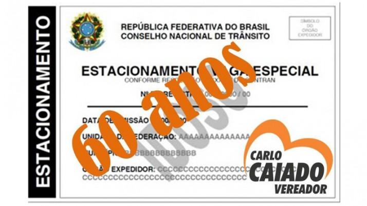 Câmara de Vereadores reduz de 65 para 60 anos o direito à gratuidade de estacionamento público no Rio