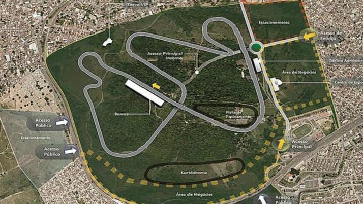 Caiado mobiliza lideranças automobilísticas em prol da construção do autódromo do Rio