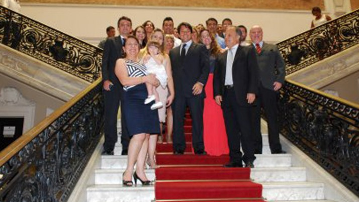 Vereadores e prefeito tomam posse na Câmara