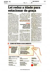 Jornal Extra.