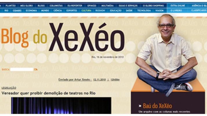 Blog do Xexéo