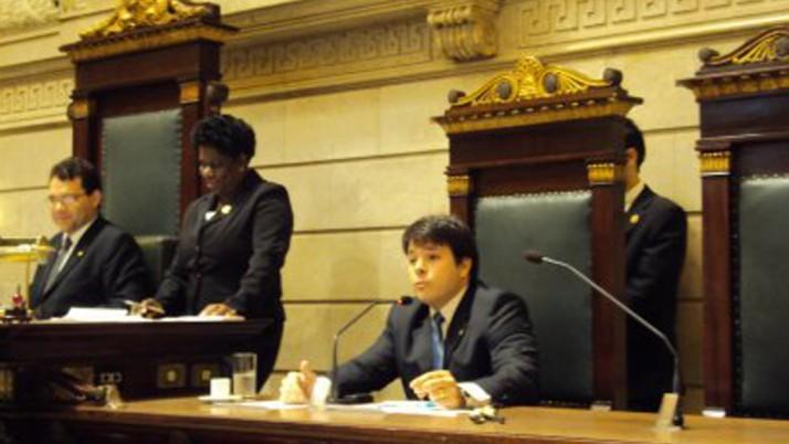Caiado foi o vereador que apresentou mais Projetos de Leis em 2010