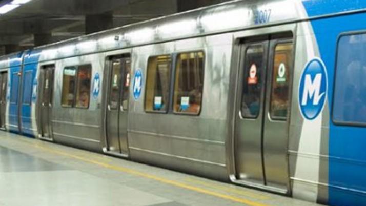Caiado questiona Prefeitura sobre licença para obra do Metrô