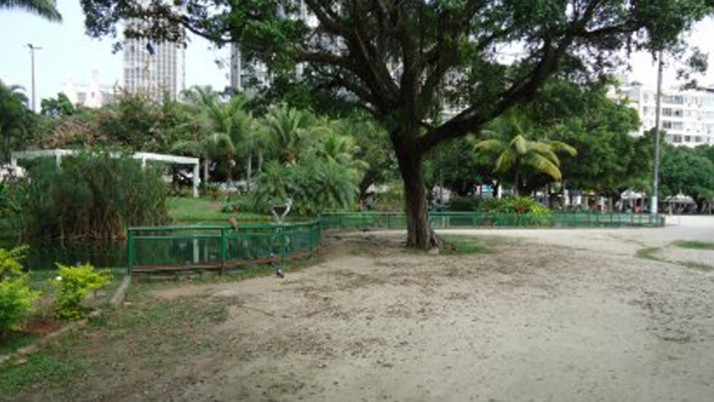 Praça Nossa Senhora da Paz precisa ser preservada