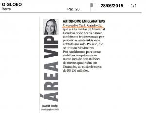 O Globo Barra