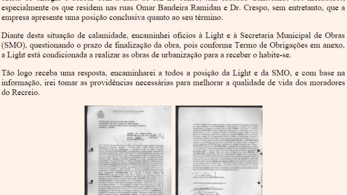 Diário da Barra 04/2009