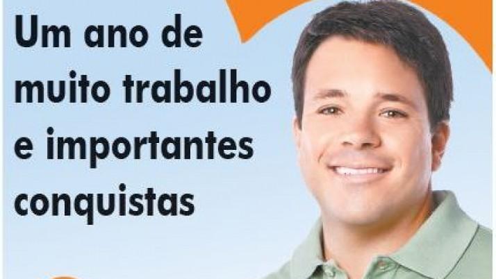 Jornal de Prestação de Contas 2014
