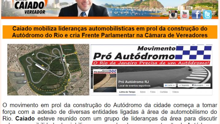 Diário da Zona Oeste 06/2015