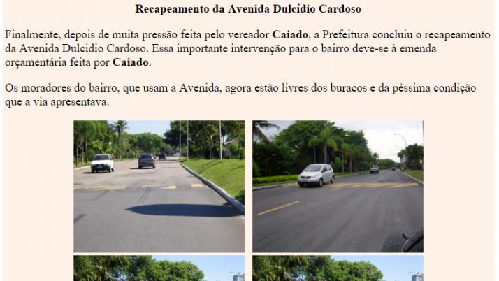 Diário da Barra 11/2009