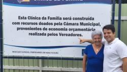 Vereador defende ampliação de unidades de saúde no Rio