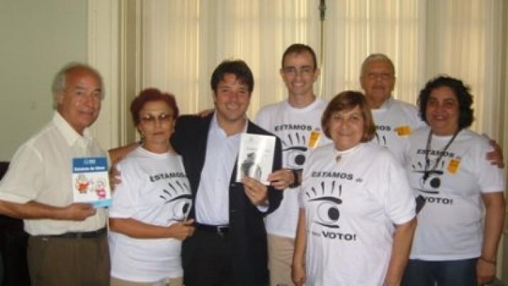 Conselho Municipal do Idoso é pauta de reunião
