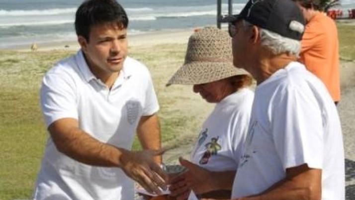 Vereador Caiado promove abaixo-assinado contra espigões na Barra