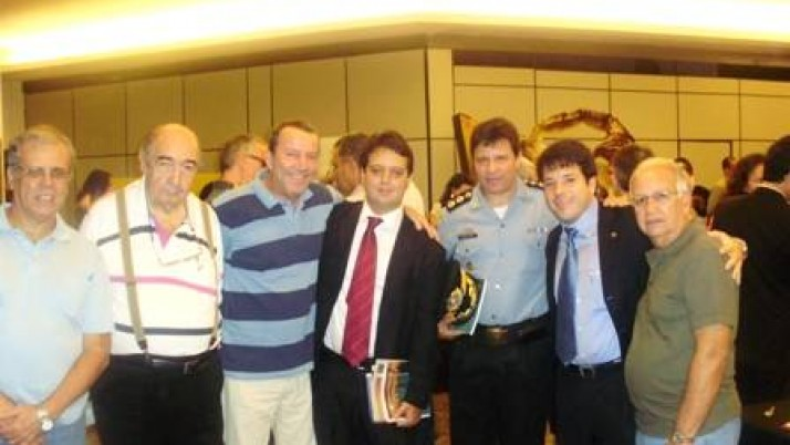 Vereador Caiado participa do Fórum de Segurança do Recreio