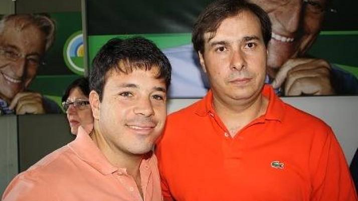 Vereador Caiado participa da convenção do DEM-PSDB-PPS-PV