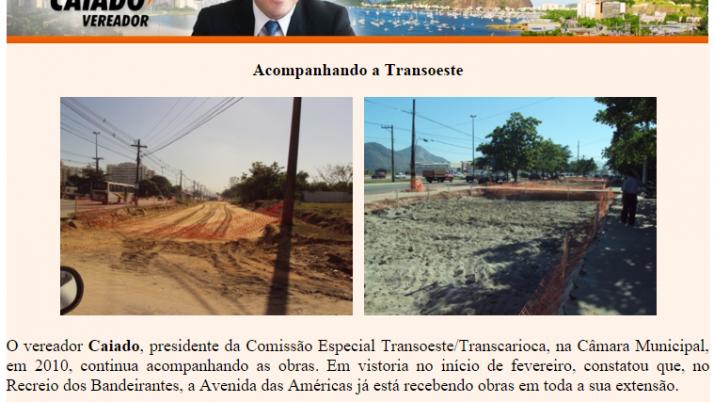 Diário da Barra 02/2011