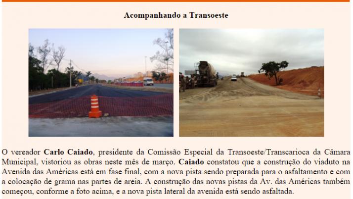 Diário da Barra 03/2011