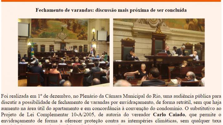 Diário da Barra 11/2011