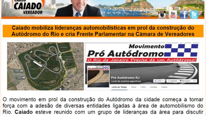 Diário da Zona Sul 06/2015