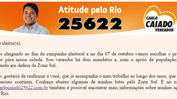 Diário da Zona Sul 09/2012
