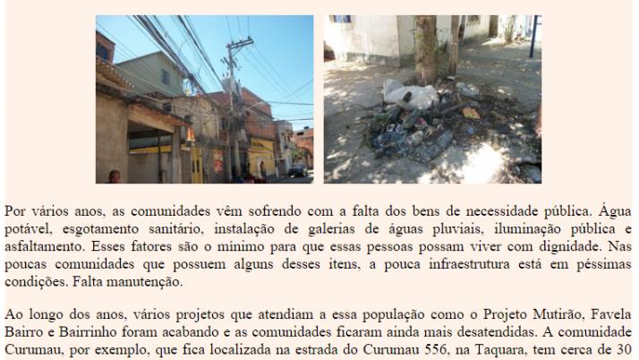 Diário de Jacarepaguá 03/2011