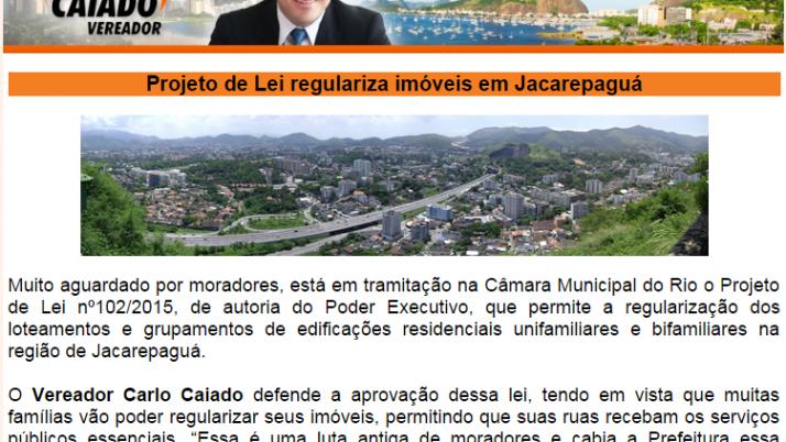 Diário de Jacarepaguá 04/2015