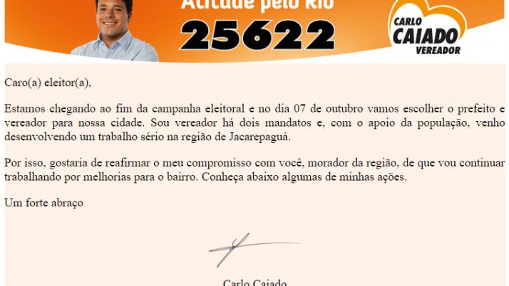Diário de Jacarepaguá 09/2012