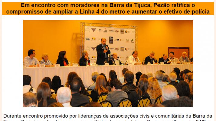 Ver. Carlo Caiado – 09/2014