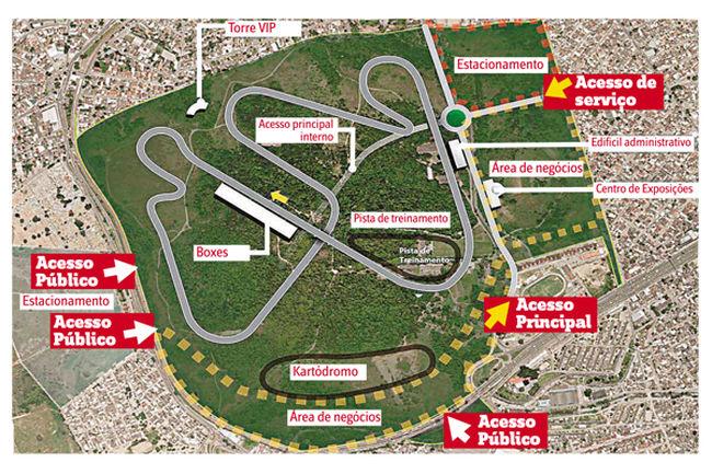 Vereador sugere parceria público privada para construção de novo Autódromo do Rio