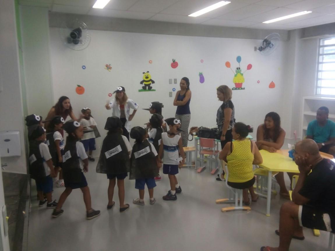 Gardênia Azul ganha Centro de Desenvolvimento Infantil