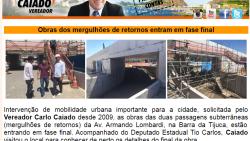 Ver. Carlo Caiado – Diário da Barra 04/2016
