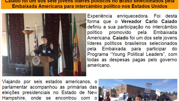Ver. Carlo Caiado – 02/2016