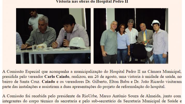 Ver. Carlo Caiado – 09/2011