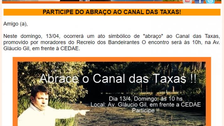 Ver. Carlo Caiado – Diário do Recreio 04/2014