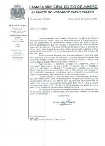 GVCC782_07_2016_Gab_Presidência_Solicitação_ao_Prefeito_nova_destinação_imóvel_Barra_da_Tijuca