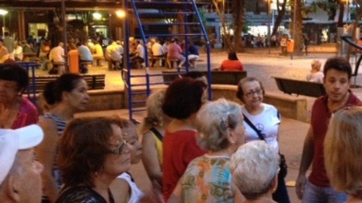 Vereador cobra revitalização de praças na Zona Sul
