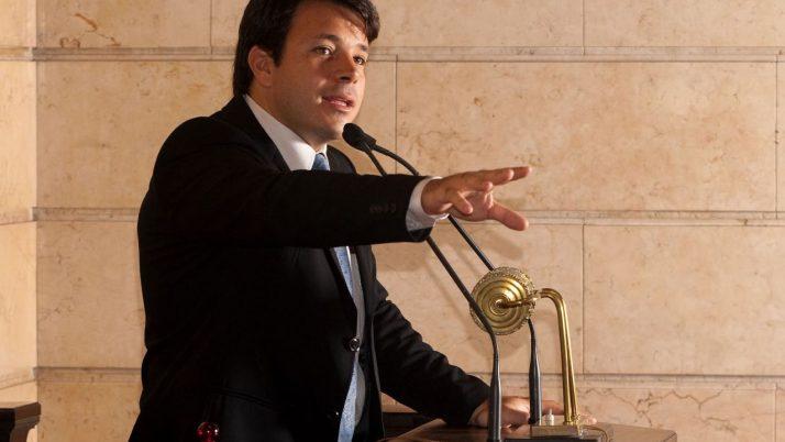 Caiado é reeleito para o quarto mandato de Vereador