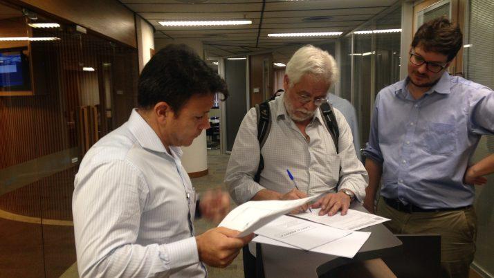 Em Carta Aberta, Caiado sinaliza ao novo prefeito prioridades para a Cidade