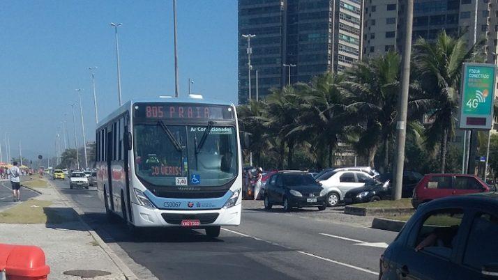 Frota de ônibus da linha 805 será ampliada
