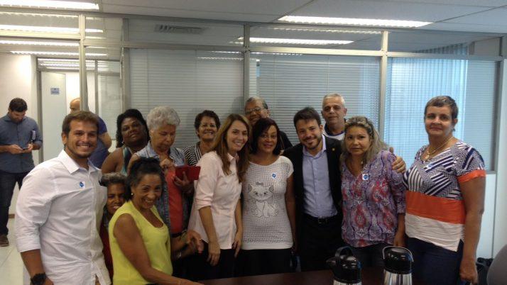Reunião na Subsecretaria de Esporte e Lazer discute reabertura de vilas olímpicas na Cidade