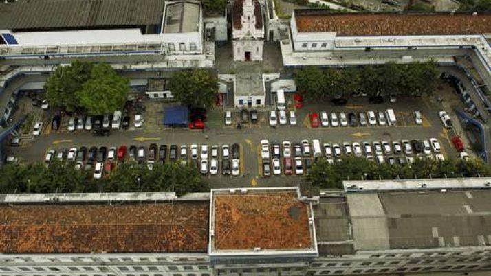 Preservado: Câmara de Vereadores tomba o QG da PM, no Centro do Rio.