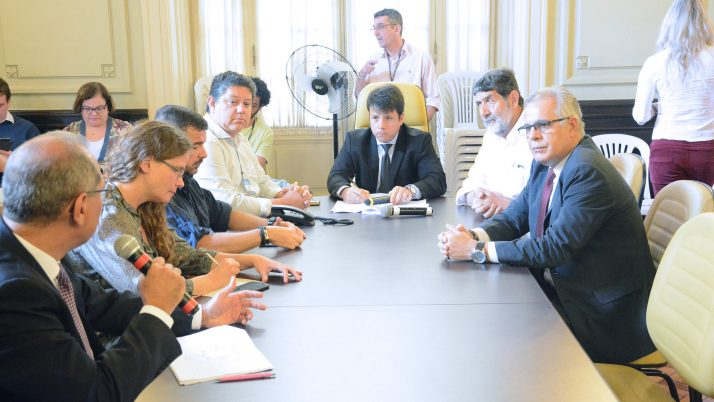 Comissão Especial presidida por Caiado discute o saneamento na Zona Oeste