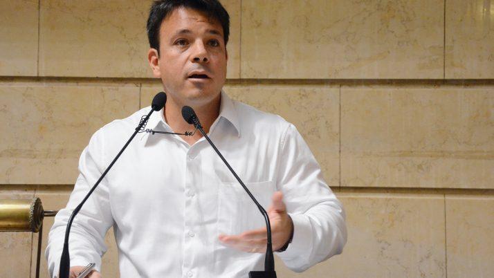 Caiado integra Frente Parlamentar para discutir temas sobre segurança pública na Cidade